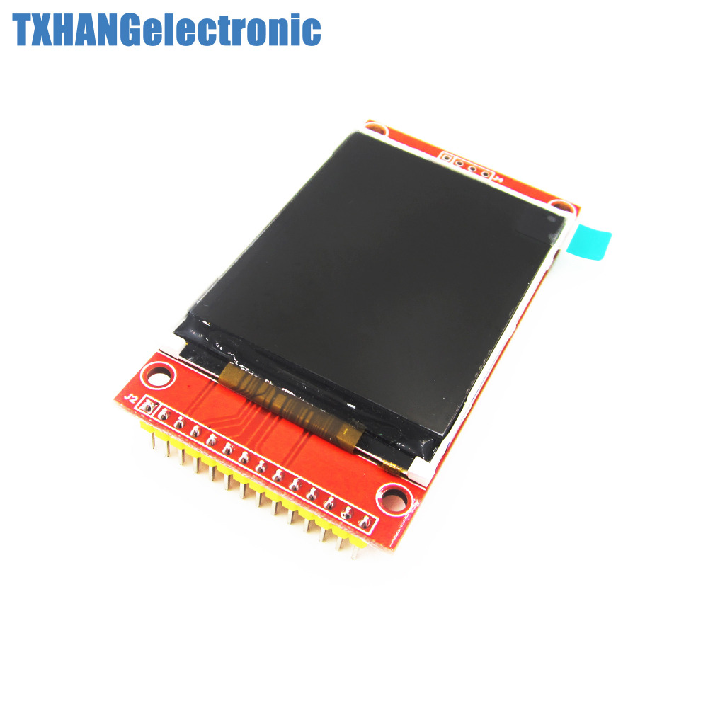 1PCS 2.4 240x320 SPI TFT LCD Serial 240*320 ILI9341 PCB Adapter SD Card tft lcd display module ILI9341 2.4 for arduino