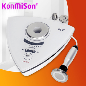 Image 1 - Tripolar Anti Aging Wrinkle 3 IN 1 RF Skin Tightening Face Lifting Rejuvenation Body Slimming Eye Care Beauty Whitening Machine
