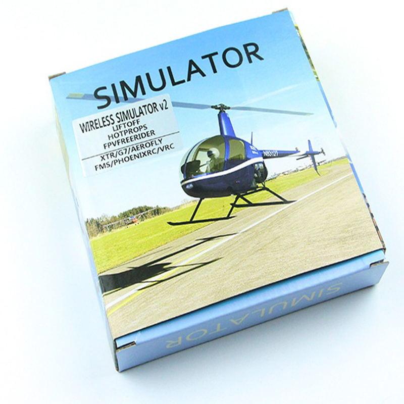 FPV quadcopter entrenamiento inalámbrico RC simulador realflight Freerider hotprops despegue xtr G7 aerofly FMS phoenixrc RC simulador