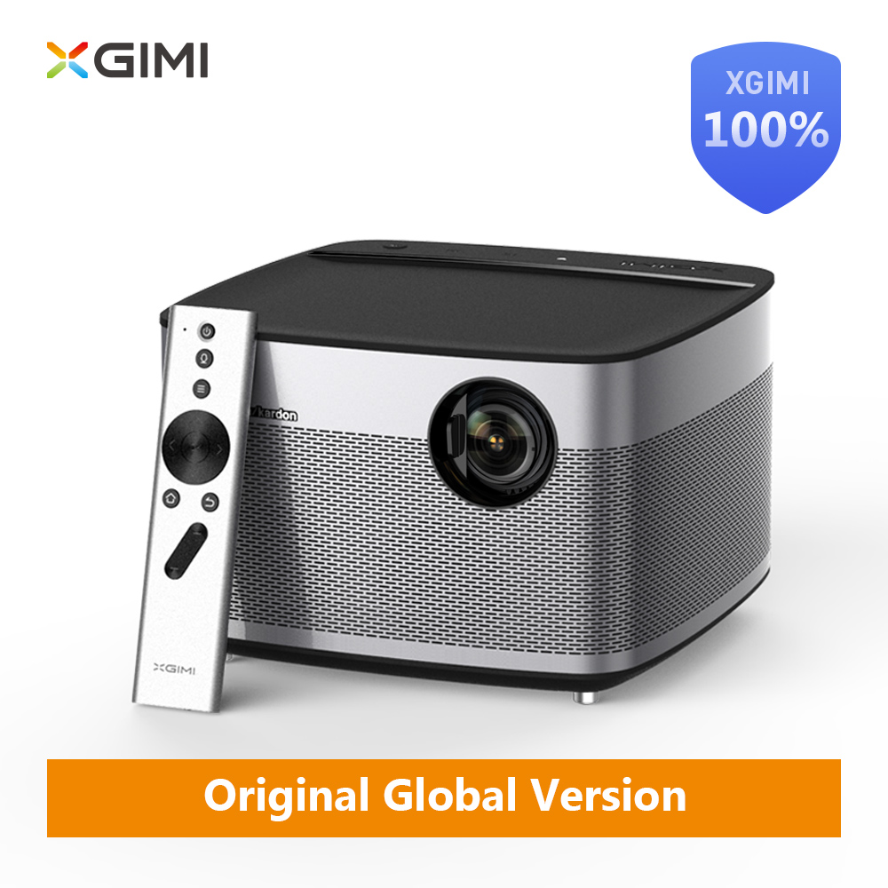 """XGIMI H1 3D Video Projector DLP 900ANSI Lumens1080p LED 300"""" Android Wifi Bluetooth TV Smart Home Theater HDMI USB 4K Beamer"""