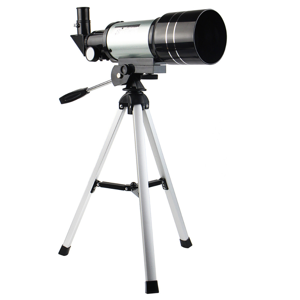 ФОТО 70mm Monocular Space Primary Astronomy (300mm) with Tripod for Primary Amateur Astronomers &Children School Explore Land & Sky