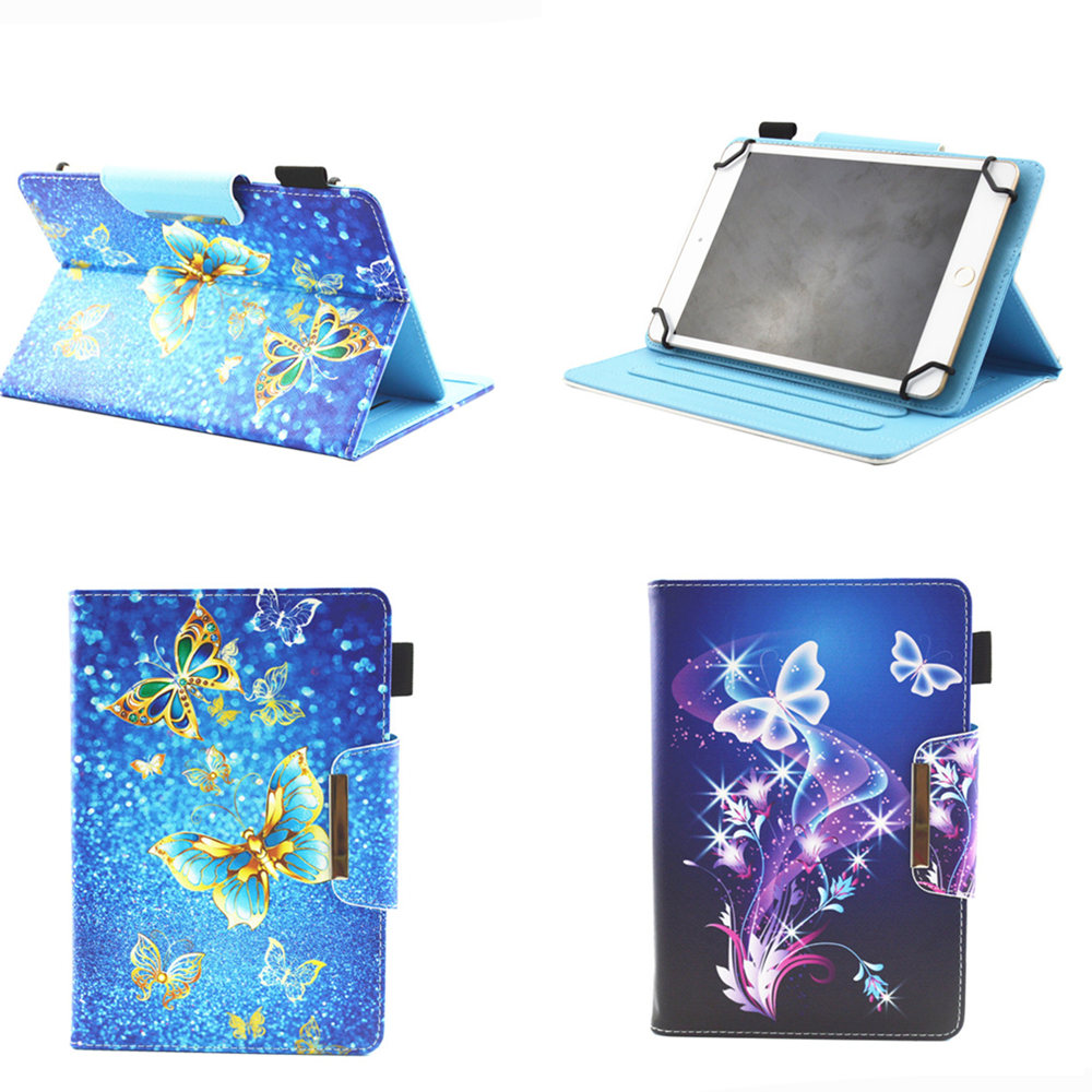 New 10 Inch Universal PU Leather Cover For Huawei Mediapad T5 10 AGS2-W09 AGS2-L09 AGS2-L03 W19 10.1 '' Universal Tablet Case