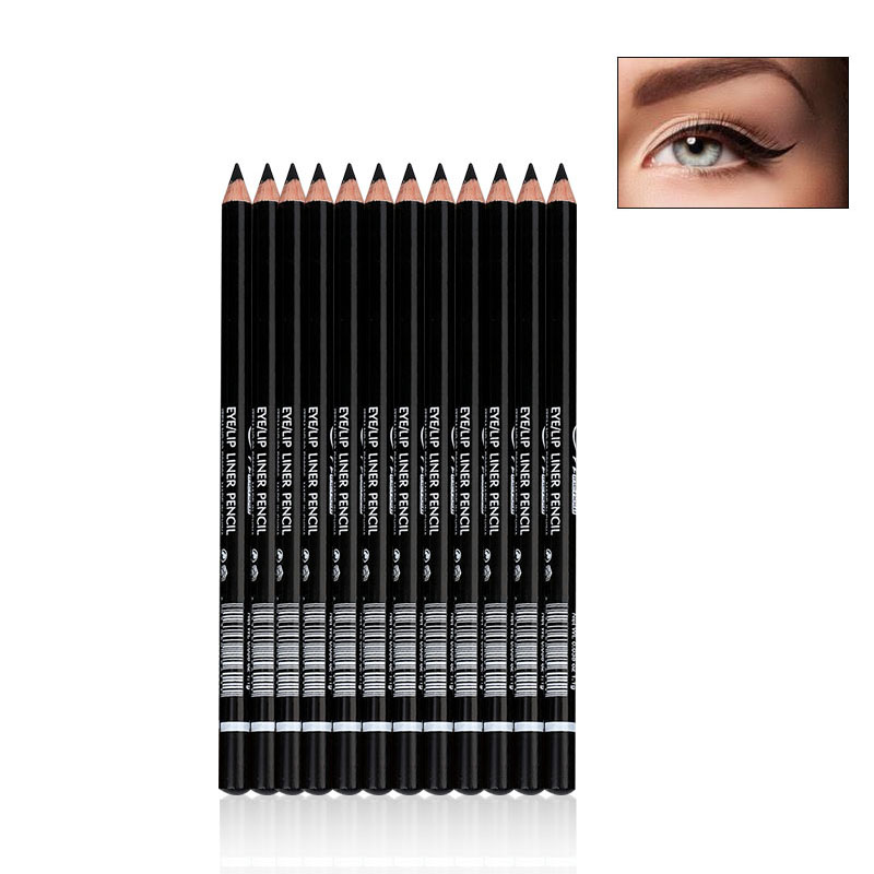 Menow 12 Color Optional Eyeliner Curling Mascara Two Sets Of