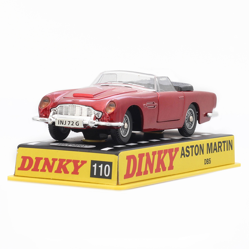 Atlas 1 43 Dinky Toys 110 Aston Martin Db5 Alloy Diecast Red New Boxed Car Model Collection Car Model Dinky Toys Modelcar Collection Aliexpress