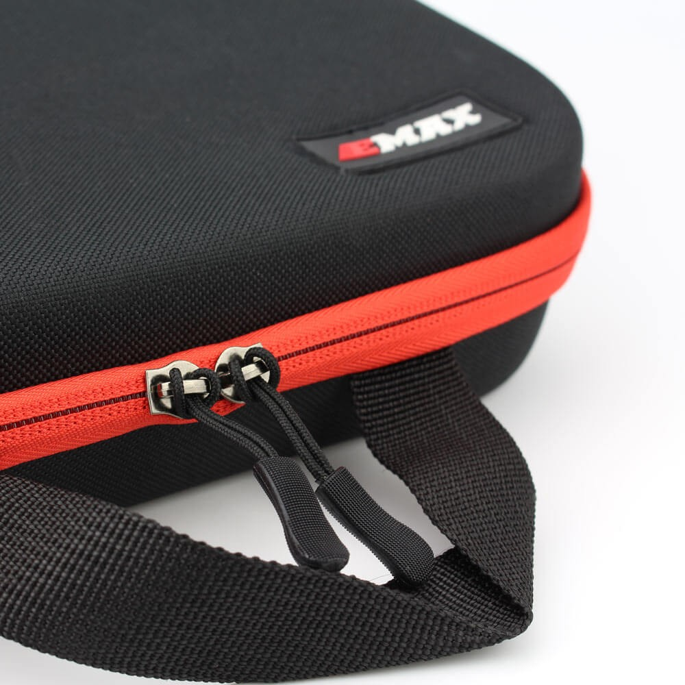 Image 4 - Emax RC Handbag Storage Bag Carrying Box Case With Sponge For RC Plane 200 FPV Drone-in Parts & Accessories from Toys & Hobbies