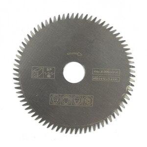 Image 5 - XCAN 85mm 톱 블레이드 Dremel 전동 공구 용 미니 커팅 디스크 목재 원형 톱 블레이드