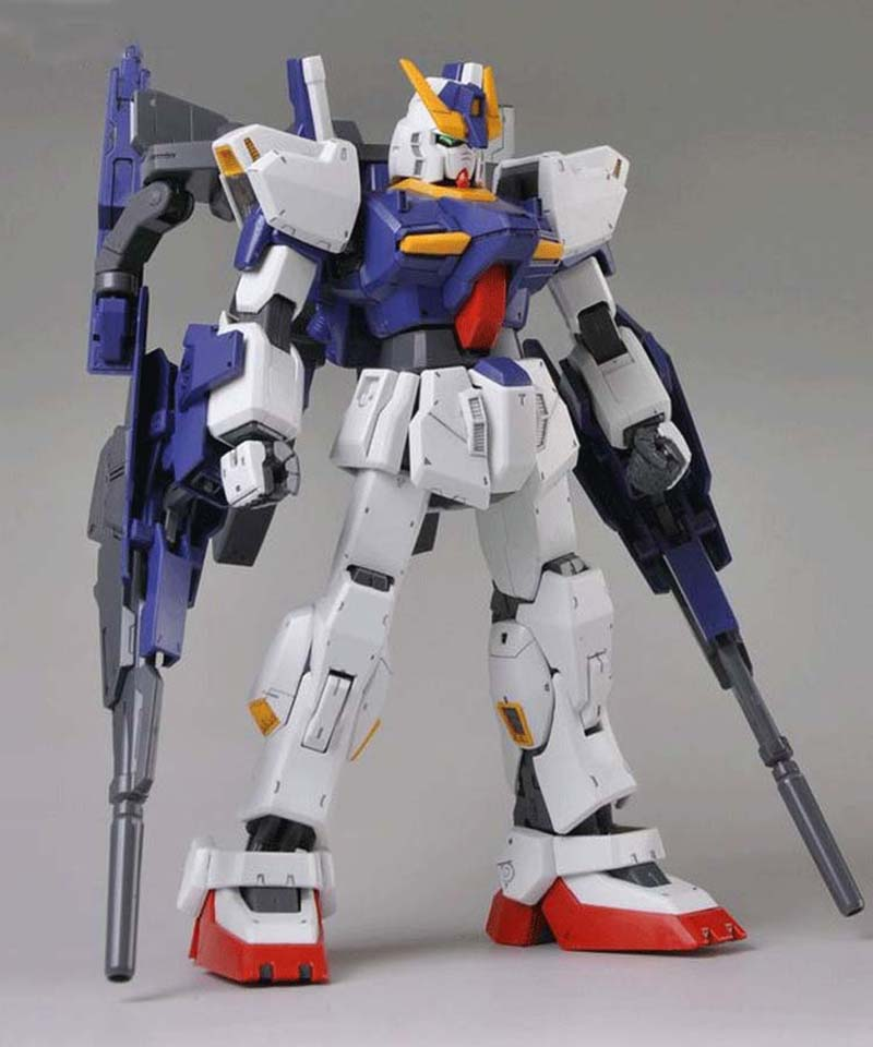 Image 3 - Anime Huiyan Hobby 1/144 Mobile Suit RX 178 Gundam Mark II model FIGHTER SEI IORI assembled Robot action figure kids gift toys-in Action & Toy Figures from Toys & Hobbies