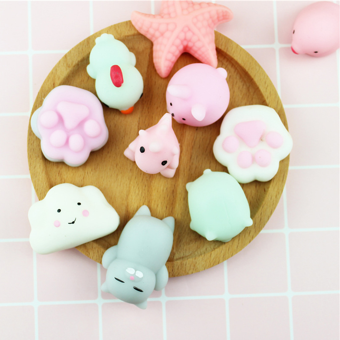 Luggage & Bags Intelligent 1pcs Kawaii Soft Slow Rising Squeeze Toy Macaron Dessert Cake Cute Cell Phone Straps Kids Toys Gift Charms Cream Bread Scented