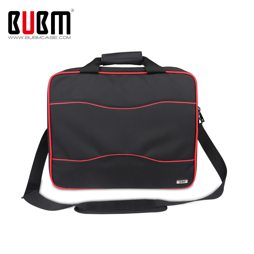 BUBM Xbox One Game System Travel Shoulder Bag Xbox 360 PS4 Pro PS4 Slim Travel Gadget