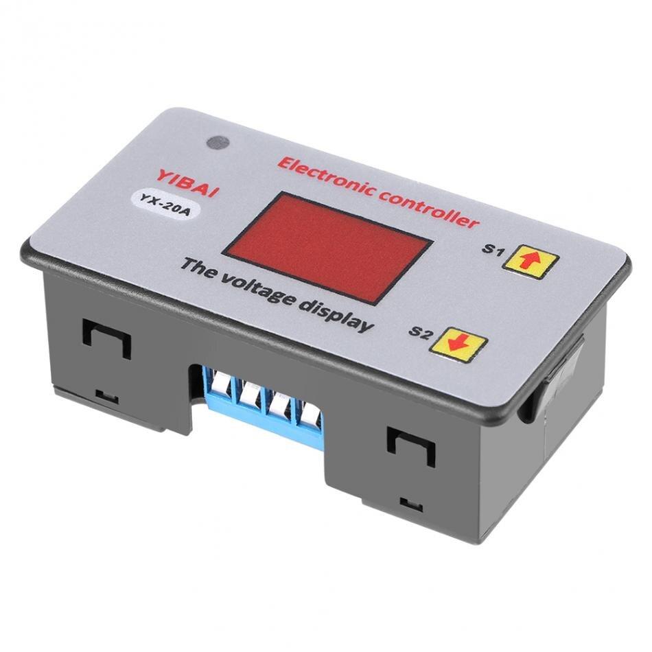 Controlador de Baixa Automaticamente o Carregamento para 12 1 pc Tensão v Bateria de Lítio Armazenamento.
