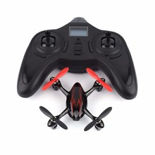 2.4G 4CH RC Quadcopter 2MP Camera Gyro Drone Black & Red for Hubsan H107C