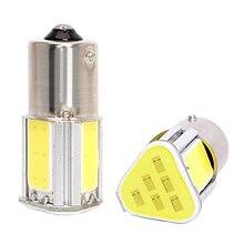 ITimo 1156 BA15S P21W Car Stop Brake Bulb COB Super Bright LED Turn Signal Light 2pcs Reverse Lamp 5W 12V Universal