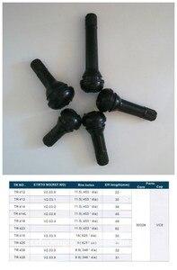 Image 4 - 10 шт. TR412 короткие черные резиновые бескамерные шины