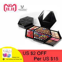 Matte Eyeshadow Pallete Make Up Earth Palette Eye Shadow Glitter Waterproof Shimmer Cream Lipstick Concealer Blush   Makeup     Set
