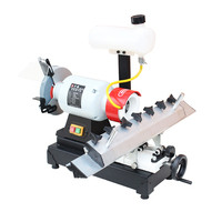 Universal Grinding Machine Safety Household Multi-function Grinding Wheel Polishing Machine Desktop Woodworking Grinding Machine