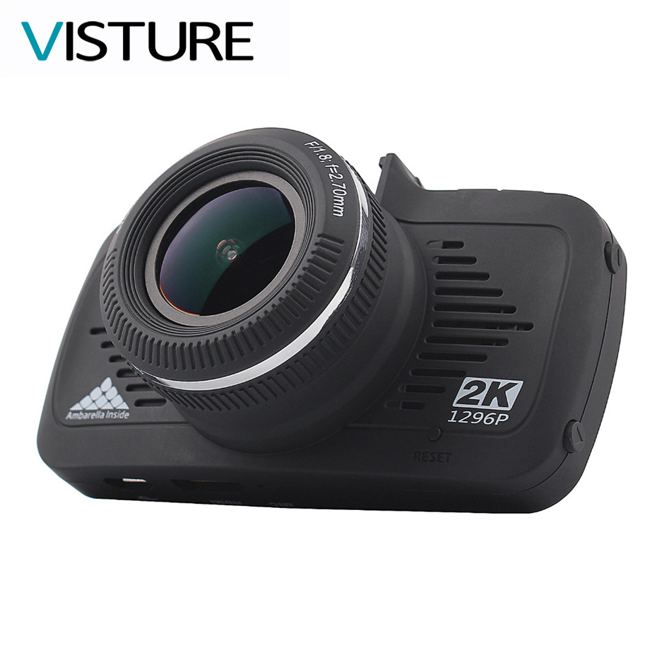Ambarella A7LA50 Car DVR Camera Full HD 2K Car Video Recorder 170 Degree Dash Cam with GPS Night Vision Visture K7 dual dash camera car dvr with gps car dvrs car camera dvr video recorder dash cam dashboard full hd 720p portable recorder dvrs