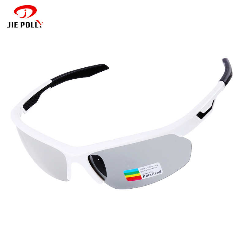 a59f7dee926 Polarized Photochromic Cycling Sunglasses Outdoor Sports UV400 Glasses  Professional Bicycle Anti-highlight Bike Glass