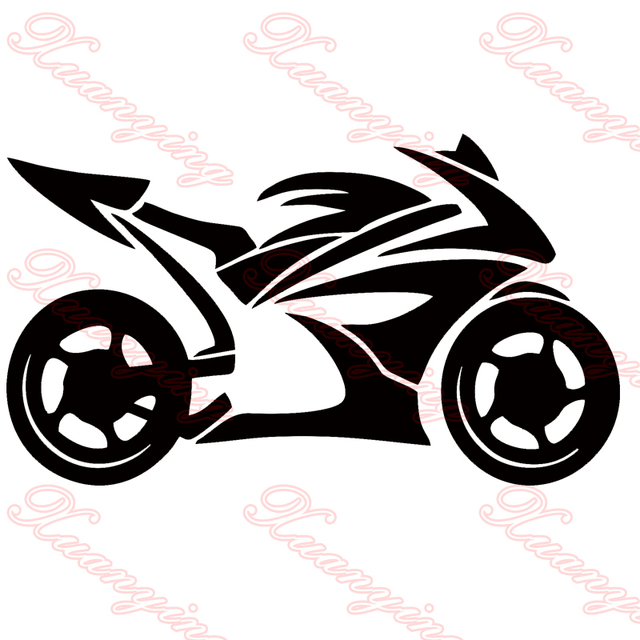 Car Stying Personality Motorcycle Cartoon Car Styling Vinyl - Vinyl stickers for motorcyclesmotorcycle graphics motorcycle stickers motorcycle decals