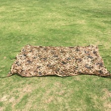 1.5x4mHunting Camping Camo Net Military Camouflage Net Woodland Army Camo netting Hot sale Camping Sun Shelter Tent Shade net