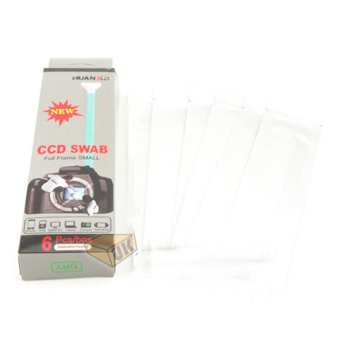 Dry Swab CCD CMOS Sensor Cleaner Cleaning Kit For full frame Camera Lens laptop tablet pc psp
