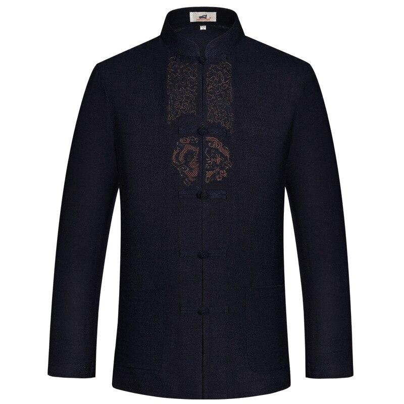 мужские китайская одежда
