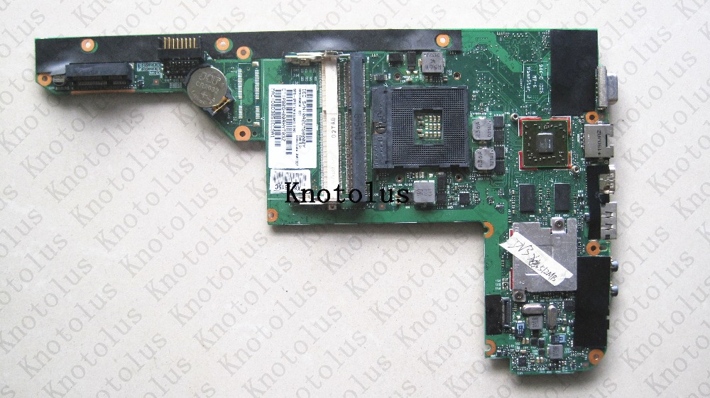 599414-001 For hp DV3 motherboard HM55 HD5430 Free Shipping 100% test ok 608203 001 free shipping board for hp pavilion cq32 dv3 dm4 motherboard with hm55 chipset hd5450 512mb