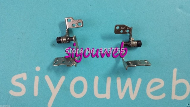 NEW for Asus Eee PC 1225 1225E 1225C 1225B Right & Left Lcd Hinge Set L+R , a pair