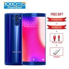 DOOGEE BL12000 Pro 4G Mobile Phones Android 7.0 6GB+128GB Octa Core Smartphone 12000mAh Battery 6.0 inch FHD Cell Phone Original