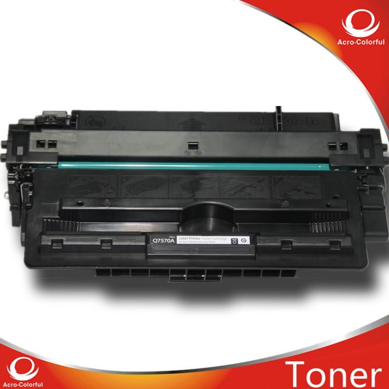 ФОТО New compatible full toner cartridge for HP Q7570A  work for LaserJet M5025/5035/5035x/5035xsMPF
