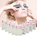 Pick 5 Sheet Sticker Nail Art Decals Lips Nail Sticker Decorations DIY Tips Decorations Tools Nail Art Japanese Style Decals