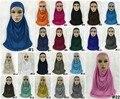 Modal Cloth Muslim Islamic Shawls Scarves Adult  Mini Hijab 2016 Women Real Headscarf Scarf Hemp Can Mix Free Shipping