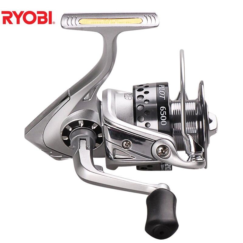 RYOBI PILOT 2016 nouveau 100% original pas cher bobine haute qualité rotation ange rouleau menuiserie carretilha pesca molinete pesca