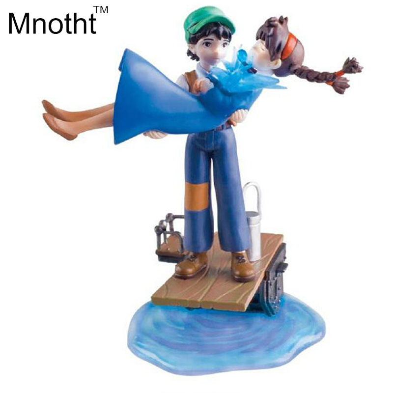 Montht Hayao Miyazaki Castle in the Sky Action Figure 2016 New Japan Anime for Kids Gift Birthday and Collection