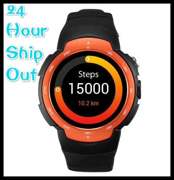 Zeblaze Blitz Android 5 1 MTK6580 Smart Watch 360x360 font b SmartWatch b font support 3G