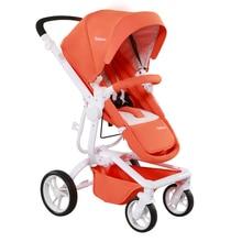 Baby Stroller Carrinho Alta Paisaje De Bebe Prams Poussette Baby Strollers Hadnd De Bebe Bebek Arabas Luxury Pokemon