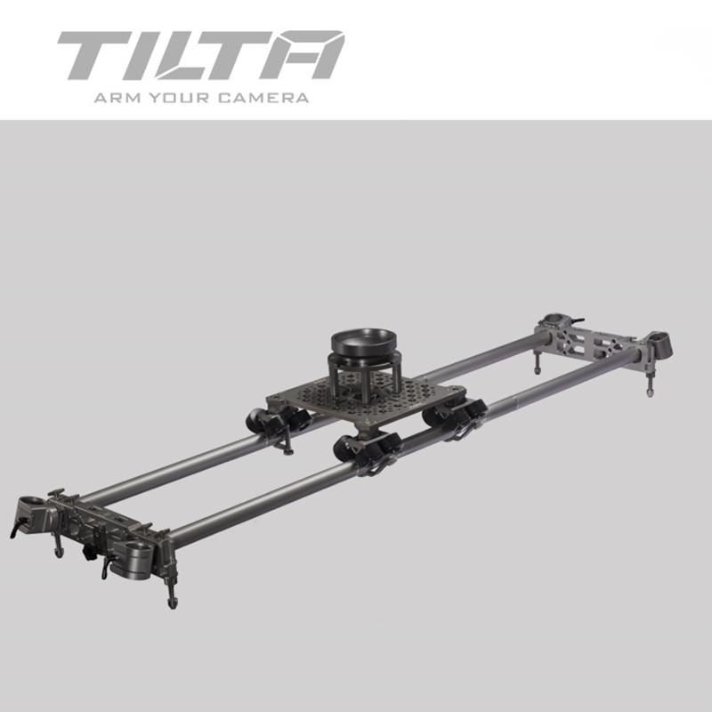 Tilta Professional Slider System Dolly Track Camera Dolly For Movie Camera Film Making W/ 100mm /150mm Bowl TILTA MAX