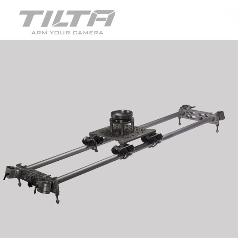 Tilta Professional Slider System Dolly Track Camera dolly for Movie camera film making w/ 100mm /150mm bowl TILTA MAX аксессуар greenbean dolly 1