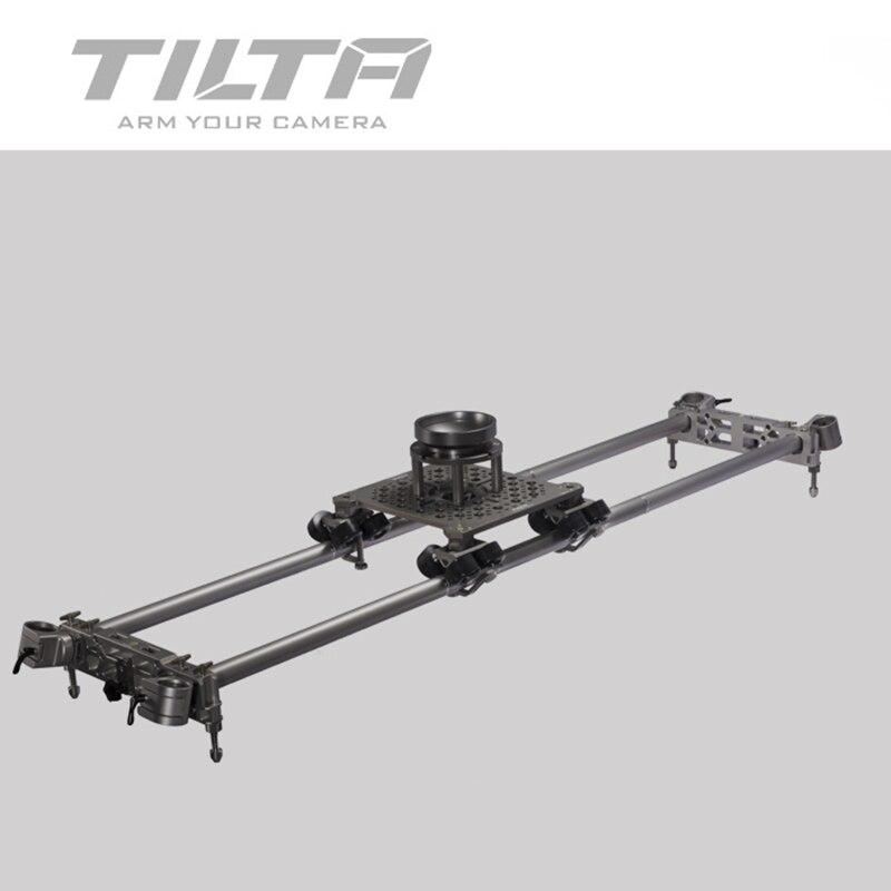 Tilta Profissional Sistema de Câmera Dolly Trilha Slider dolly para câmera de Filme filme tomada w/100mm/150mm tigela TILTA MAX
