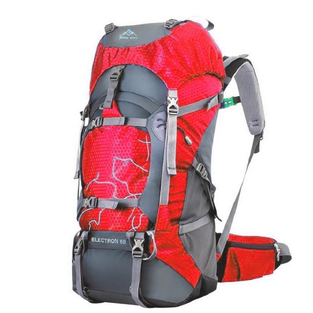 FengTu 60L Hiking Backpack Daypack For Men 8