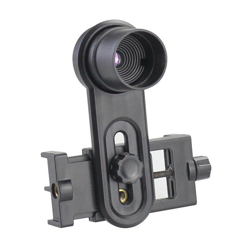 Цена за 1.25 inch Универсальный Смартфон Адаптер Окуляра 10 мм Кельнер Окуляр Дизайн