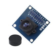 Free Shipping CMOS Camera Module ov7670 microcontroller collection module(China)