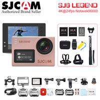 Original SJCAM SJ6 Series SJ6 Legend Air Remote Control Camera Sport 4k 128G Card Support Gyro
