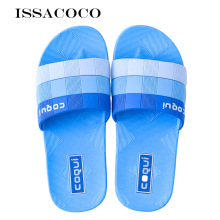 ISSACOCO Home Slippers Shoes Women Sandals Summer Beach Indoor Pantuflas  Chinelos EU Size 38-41