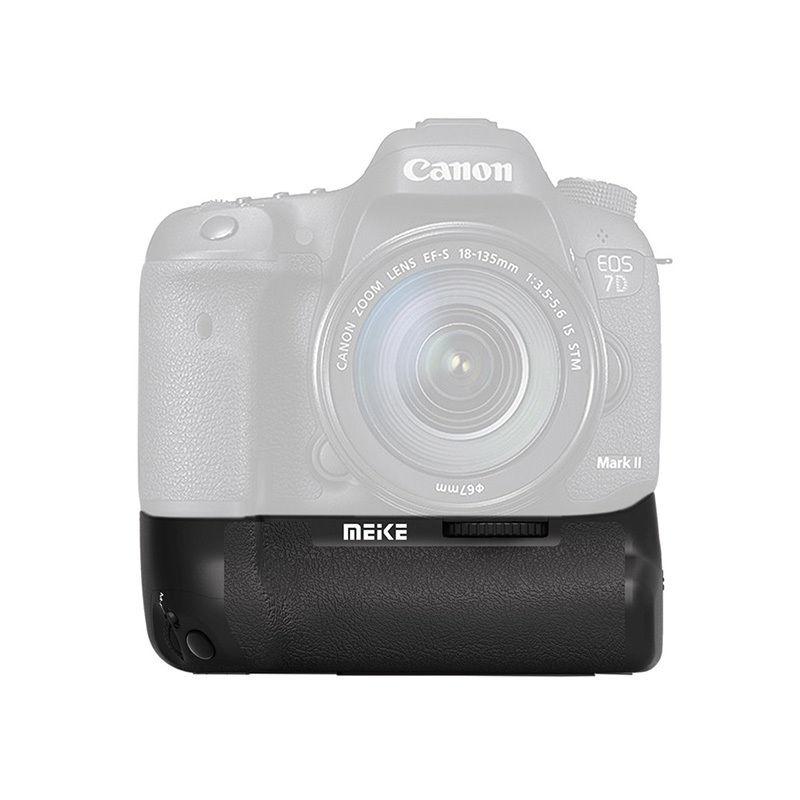 ФОТО Meike MK-7D II Battery Grip for Canon 7D II as BG-E16