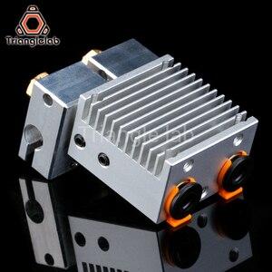 Image 4 - Quimera trianglelab Multi Extrusão Extrusão Dupla refrigeração + 2 EM 2 FORA para 3D hotend impressora Para E3D Atualizar os acessórios