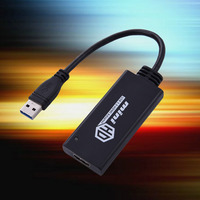 USB 3 0 To HDMI Adapter Mini HD 1080P Video Cable Adapter Converter For PC Laptop