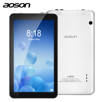 Aoson 7/8/10 inch HD IPS screen 3G/4G phone call android tablet PC Quad Core 1G+16G Entertainment game kids gift tablet pad GPS