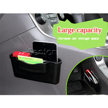 1X Car Styling Carring Bag For Toyota Corolla RAV4 Yaris Honda Civic Accord Fit CRV Nissan Qashqai Juke X-trail Accessories