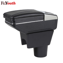 Car Armrest Box Central Store Content Box Cup Holder Ashtray Interior Car-Styling Auto Accessories For Renault Duster 2010-2018 car armrest box central store content box cup holder ashtray products car styling accessories part for suzuki swift 2005 2018
