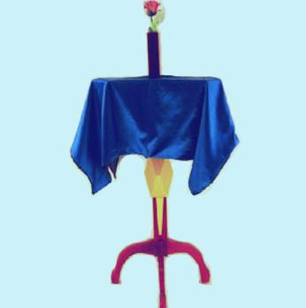 Mesa flotante de lujo de Super calidad con jarrón Anti gravedad trucos de magia ilusión de escenario mago Accesorios